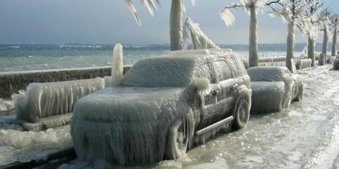 Ce se poate strica la maşină iarna?